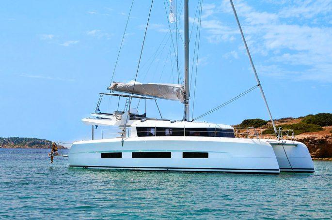 Catamarano 1