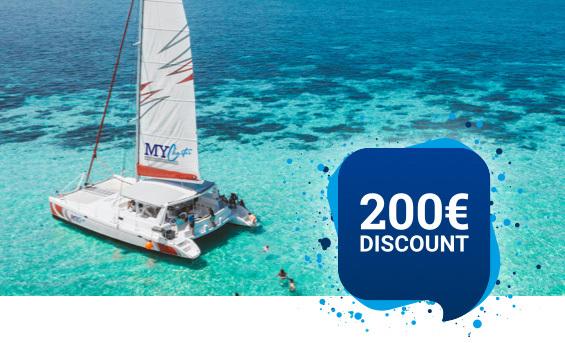 200 € discount