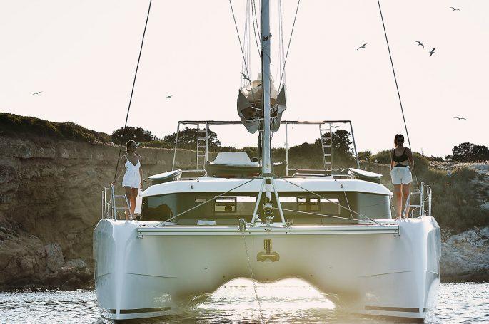 Dufour Catamaran